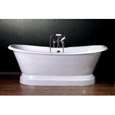 "66"" x 31"" Dual Slipper  Bathtub"