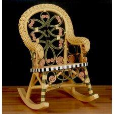 Victorian Child's Rocking Chair