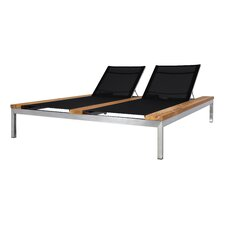 Oko Double Steamer Lounge Chair