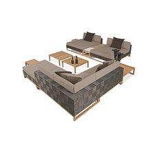 Ekka Deep Seating Group with Cushions