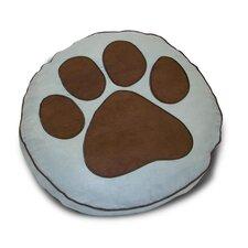 Paw Print Dog Pillow