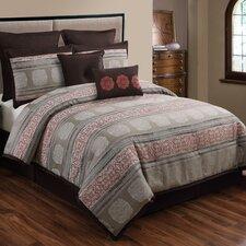 Pauline 8 Piece Queen Comforter Set
