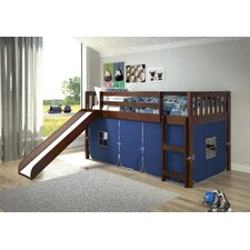 Mission Twin Loft Bed