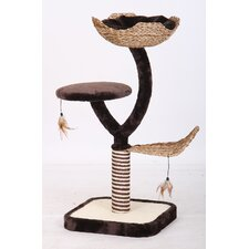 "39"" Cat-Life Level Climber Cat Tree"