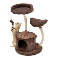 "35"" Retreat Hide-Away Cat Tree"