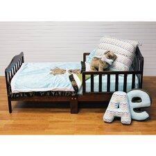 Puppy Pal Boy 4 Piece Toddler Bedding Set