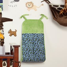 Jazzie Jungle Boy Diaper Stacker