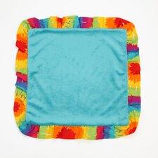 Terrific Tie Dye Binky Blanket
