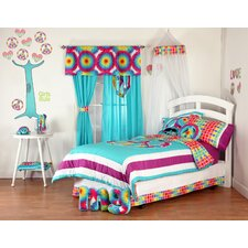 Terrific Tie Dye Comforter Set Collection