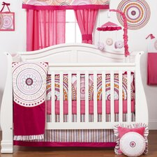 Sophia Lolita 4 Piece Crib Bedding Set