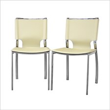 Baxton Studio Montclare Side Chair (Set of 2)