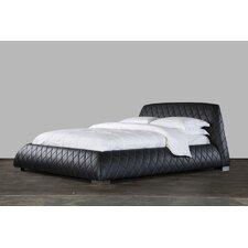 Baxton Studio Paragon Queen Panel Bed