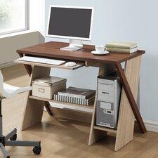 Baxton Studio Rhombus Computer Desk