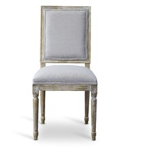 Clairette Wood Traditional French Side Chair
