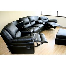 Viola 7-Piece Home Theater Seating