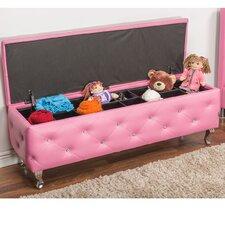 Ning Upholstered Storage Bedroom Bench
