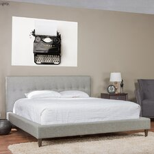 Callasandra Upholstered Panel Bed