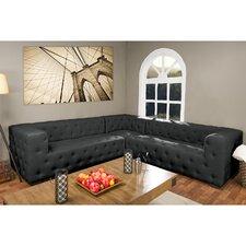 Baxton Studio Verdicchio Sectional Sofa