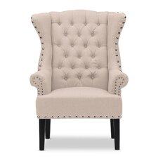 Baxton Studio Knuckey Arm Chair