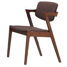 Elegant Upholstered Side Chair (Set of 2)