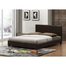 N9 Upholstered Panel Bed