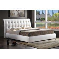 Jeslyn Upholstered Panel Bed
