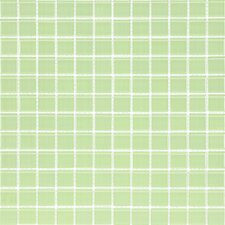 """Cristezza Select 0.88"""" x 0.88"""" Glass Mosaic Tile in Powder Room Green"""