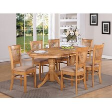 Vancouver 7 Piece Dining Set