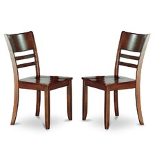 Lynfield Side Chair with Wood Seat (Set of 2)