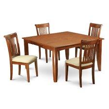 Parfait 5 Piece Dining Set