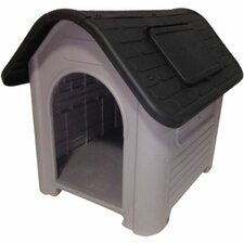 Pitched Roof Dog House