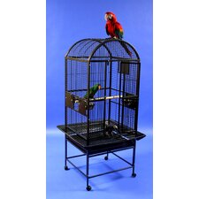 Medium Dome Top Bird Cage
