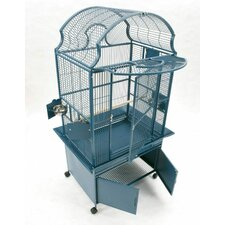 Medium Fan Top Bird Cage