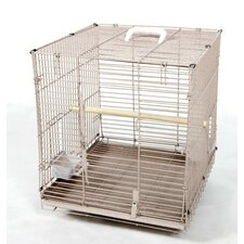 Folding Travel Carrier  Bird Cage