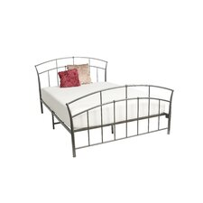 Sonoma Queen Metal Panel Bed