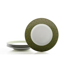 """Theorie 8.75"""" Salad Plate (Set of 4)"""