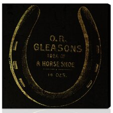 """Gleasons Horse Shoe"" by Canyon Gallery Graphic Art on Wrapped Canvas"