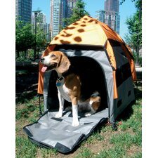 Umbrella Tent Yard Kennel