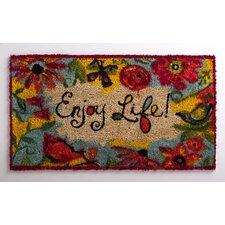 Enjoy Life Doormat