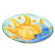 Celestial Skies Bird Bath