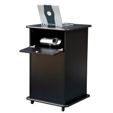 Educator Projector AV Cart