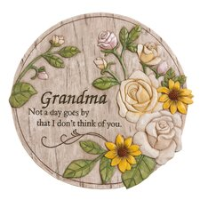 Wish Givers Grandma Stepping Stone