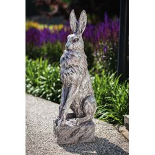Regal Rabbit Statue