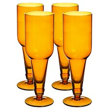 By the Bottle Beer Glass (Set of 4)