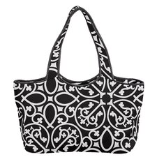 Medallion Shopping Tote