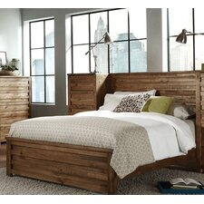 Melrose Panel Bed