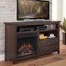 Tahoe TV Stand with Electric Fireplace