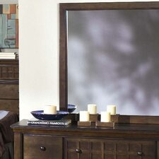 Casual Traditions Rectangular Dresser Mirror
