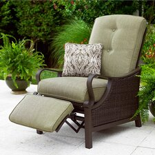 Ventura Luxury Recliner Chair with Cushions