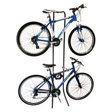 Black Series 2 Bike Lean Machine Gravity Rack